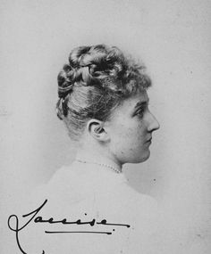 Unknown Person - Princess Marie Louise of Schleswig-Holstein (1872-1956)