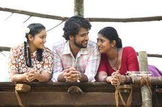Mekhana, Biyon & Vinutha in #PARANKIMALA . More- http://www.metromatinee.com/movies/index.php?FilmID=3921-Parankimala