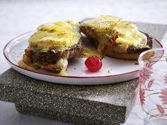 Das Rezept für Toast Hawaii und weitere kostenlose Rezepte auf LECKER.de