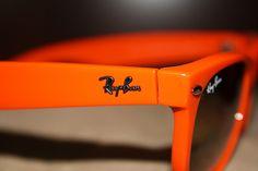 Orange RayBans