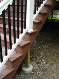 Best Image Result For Trex Stair Treads Deck Stairs Deck 400 x 300