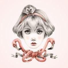 Alice,Courtney Brims