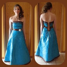 Duck Tape Dress....