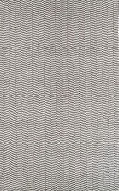 Rugs USA Chalet Herringbone Cotton Flatwoven Grey Rug ($5 Off when you share) $400 8x10