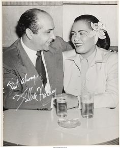 billie holiday rare   Billie Holiday Signed Photograph (circa early 1950s). Rare. Black and ...
