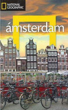 """""""Amsterdam"""" Christopher Catling y Gabriela Le Breton ; fotografías de Yadid Levi. Rutas a pie, en bicileta y en coche, con mapas informativos muy completos, que incluyen caminatas a orilla del río Ámstel, el Barrio de los Museos y el Jordaan, así como un colorido paseo por los campos de flores de Haarlem."""
