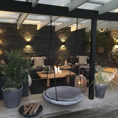 Patio Patio The post Patio appeared first on Terrasse ideen. Outdoor Balcony, Outdoor Rooms, Outdoor Decor, Outdoor Lounge, Backyard Patio Designs, Backyard Landscaping, Patio Ideas, Landscaping Ideas, Terrace Ideas