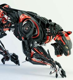Jaguar Robot