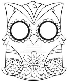 printable coloring pages for adults owls owl coloring pages to print only coloring pages