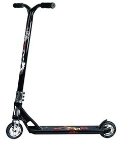AO Delta 4 Complete Pro Scooter Black – Bakerized Action Sports