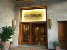 Mediterraneo Hotel: Rome