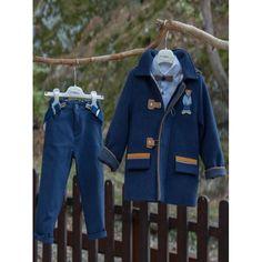 Βαπτιστικό κουστουμάκι Χειμερινό Mi Chiamo βαμβακερό σετ με παντελόνι, πουκάμισο, μπουφάν και καπέλο, Χειμωνιάτικο κουστουμάκι βάπτισης μοντέρνο, Χειμερινά βαπτιστικά ρούχα αγόρι τιμές, Χειμωνιάτικα ρούχα βαπτιστικά για αγόρι προσφορά Rain Jacket, Windbreaker, Jackets, Fashion, Down Jackets, Moda, Fashion Styles, Fashion Illustrations, Anorak Jacket
