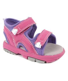 Loving this Pink Rascal Sandal on #zulily! #zulilyfinds