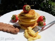 Di gotuje: Bezglutenowe placuszki waniliowo-bananowe (z serka...