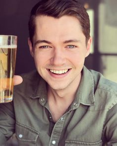 damianmcginty Cheers to you, Saturday.""