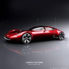 Cosmic Motors produces some of the finest vehicles in the Galaxion galaxy, with futuristic design