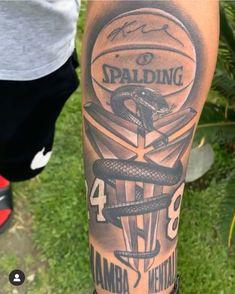 Forearm Tattoo Quotes, Forarm Tattoos, Half Sleeve Tattoos For Guys, Best Sleeve Tattoos, Tattoo Sleves, Kobe Bryant Tattoos, Savage Tattoo, Cloud Tattoo Sleeve, Daniel Tattoo