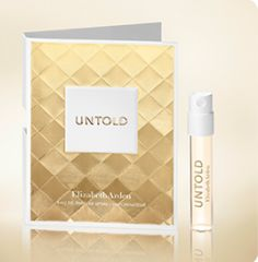 Enter To Win 1 Of 15,000 Free Samples Of Untold Elizabeth Arden Fragrance