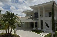 40 Fachadas de casas modernas e esculturais maravilhosas! - Decor Salteado - Blog de Decoração, Arquitetura e Construção