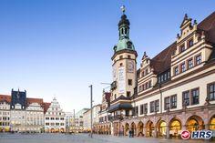 Sightseeing in der Kulturstadt #Leipzig. Besichtigt die Thomaskirche, den Rathausturm oder die Alte Handelsbörse. Viel Komfort nach einem anstrengenden Tag bietet euch das 4-Sterne Sachsenpark #Hotel für nur 39€.