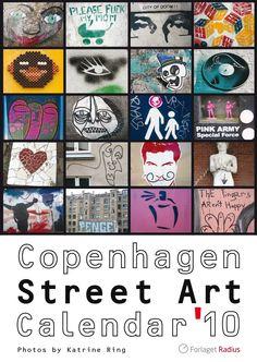 Europe Street Art Calendar 2011