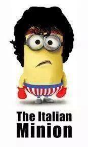 Italian minion