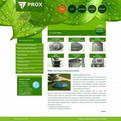 Prox oczyszczalnie ścieków i zbiorniki
