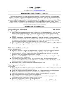 Sample Resume For Leasing Consultant Amy Moran's Presentation  Jobsearchrelated  Pinterest