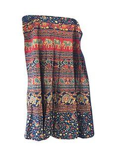Mogul Interior Womans Wrap Around Skirt Blue Block Printe... https://www.amazon.co.uk/dp/B01NCLV2CX/ref=cm_sw_r_pi_dp_x_SpKAyb4M19SYD