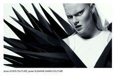 Photography Anja Frers Styling Susanne Marx Hair & Make-Up Dany Madaus Model Lisa Emilie / Core Management
