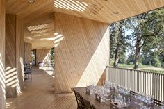 Gallery of Tasting Room at Sokol Blosser Winery / Allied Works Architecture - 16