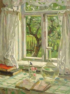 окна в живописи - 21 тыс. картинок. Поиск Mail.Ru
