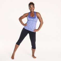 Figure Eight Hip Loosener: works your lower back, abs, hips and legs.