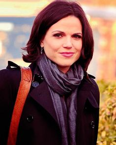 Awesome Lana (Regina) #Once #BTS #Vancouver BC