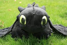 I CANNOT WAIT TO MAKE HIM!!!! Toothless: I has new face? by Katy-A