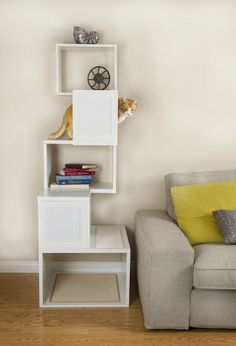 Cat behaviourist Anita Kelsey explains why you need to get yourself a cat tree tout de suite, plus we bring you five stylish cat trees for design lovers.