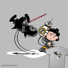 Star Wars The Force Awakens imagined as Peanuts Snoopy Love, Charlie Brown And Snoopy, Snoopy And Woodstock, Star Wars Film, Star Wars Art, Peanuts Cartoon, Peanuts Snoopy, Wallpaper Fofos, Star War 3