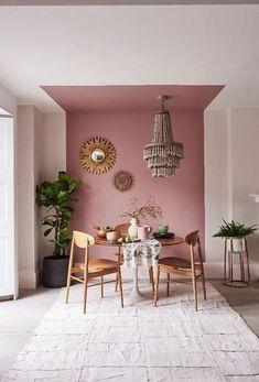 Interior Design Trends, Interior Inspiration, Room Inspiration, Interior Decorating, Design Inspiration, Colorful Interior Design, Home Interior Colors, Interior Painting Ideas, Painting Designs On Walls