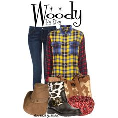 Inspired by Disney & Pixar's Woody from the Toy Story film franchise. Disney Inspired Outfits, Themed Outfits, Disney Outfits, Pixar Characters, New Business Ideas, Hollywood Studios, Disneybound, Playing Dress Up, Toy Story