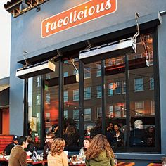Healthy and Hungry in San Francisco | Tacolicious | CookingLight.com