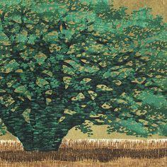 Treescene 110 A by Hajime Namiki (1947 - )