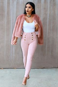 Popular and fabulous date night outfit summer and spring 75 Pink Outfits, Night Outfits, Classy Outfits, Chic Outfits, Fall Outfits, Fashion Outfits, Fashion Trends, Mode Ootd, Latest Fashion For Women