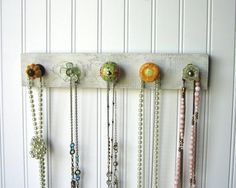 Necklace Organizer /