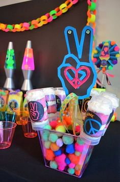 70u0027s Birthday Party Ideas