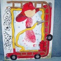footprint fireman