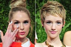 Spring Beauty Trend: White Eyeliner - Beauty Trend Report - StyleBistro