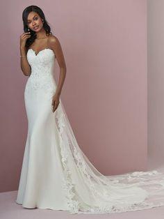 Rebecca Ingram Wedding DressBILLIE 8RC710 Alt2