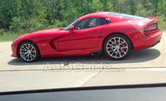 Sergio Marchionne Spied Driving SRT Viper on Memorial Day. For more, click http://www.autoguide.com/auto-news/2012/05/sergio-marchionne-spied-driving-srt-viper-on-memorial-day.html