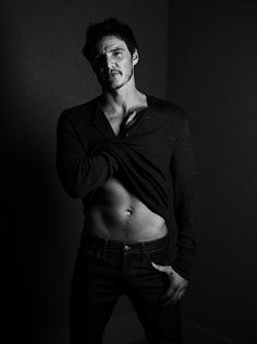 Pedro Pascal, aka Prince Oberyn aka Red Viper. Some Thronies will never get over this one.