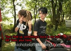 Tokio Hotel Funny Quotes Photo by tokiohotelofficial | Photobucket